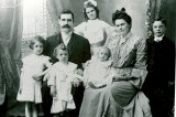 image 1900-sherman-coon-and-lillian-matt-coon-and-children-in-elgin-ontario-in-1900_-jpg